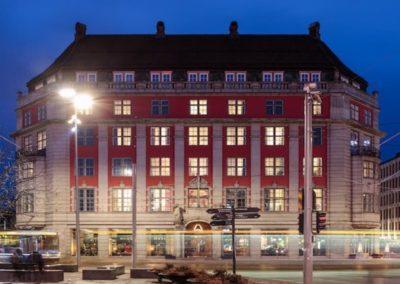 Amerikalinjen boutiqehotell, Oslo.