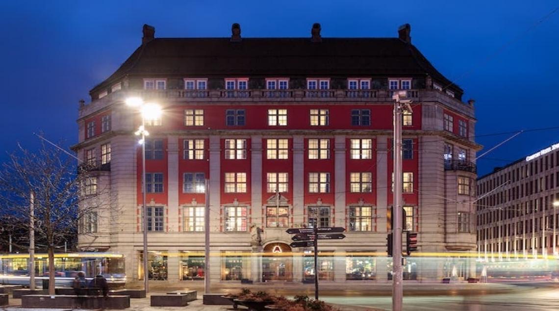 Amerikalinjen boutiqehotell, Oslo